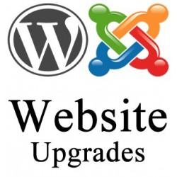 Upgrade Website