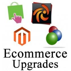 Upgrade Ecommerce Website