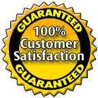 Total Website Customer Satisfaction Guarantee
