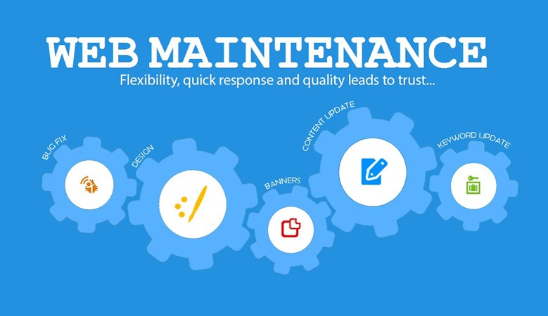 Monthly Affordable Website Maintenance in Auckland