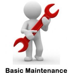Basic Monthly Maintenance