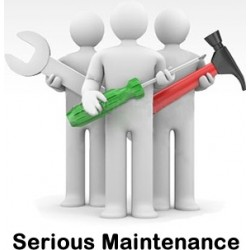 Serious Monthly Maintenance